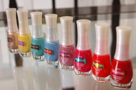 Beauty Color Pin Up Verão - Cores