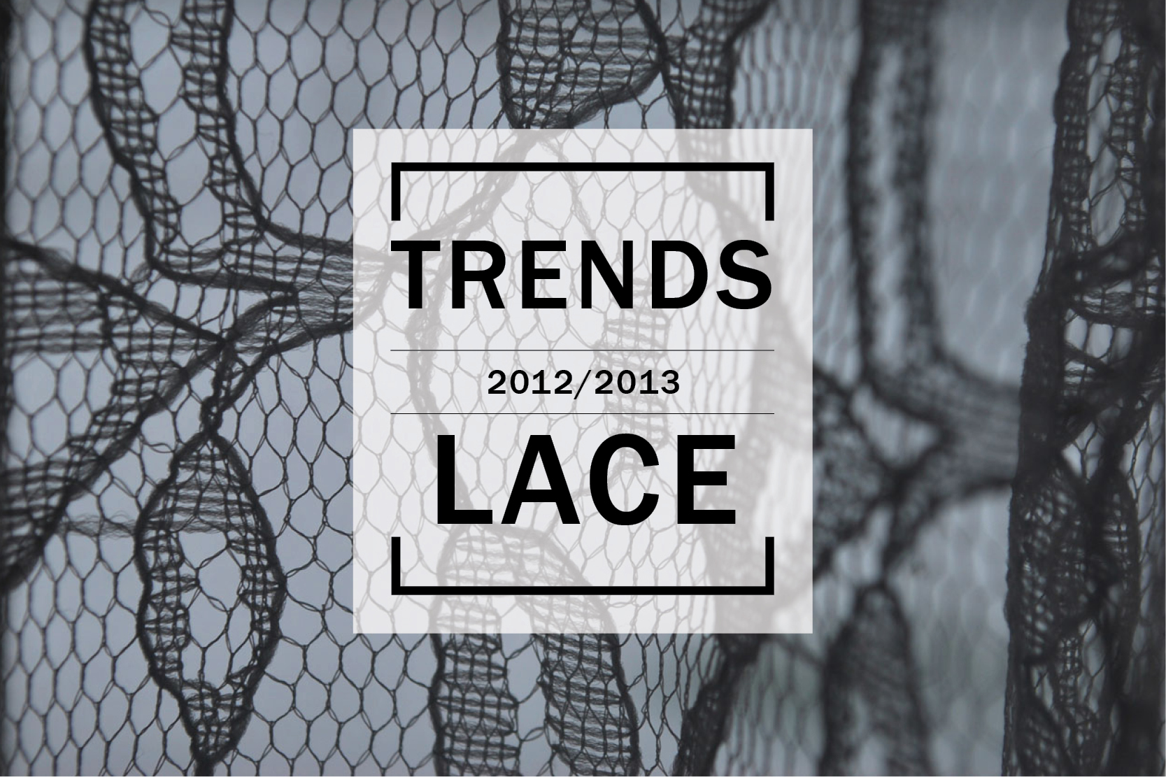 Shopping trends - Lace