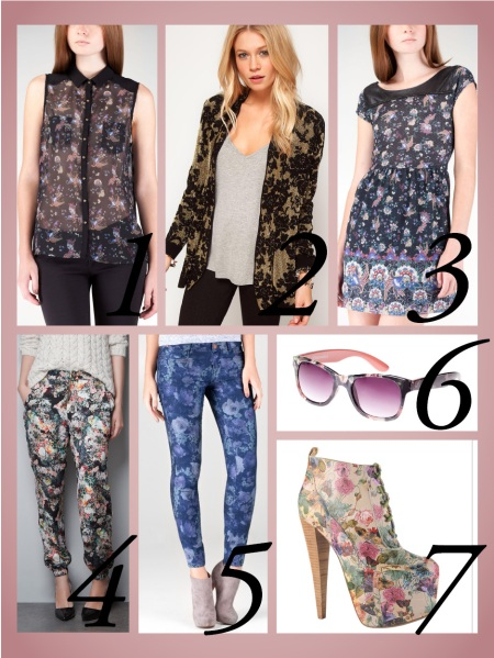 products floral