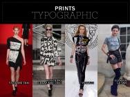 Typographic Print