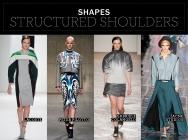 Structured Shoulders