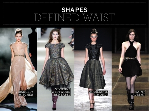 Defined Waist