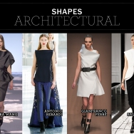 Achitectural Shapes