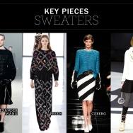 Key pieces: Sweaters