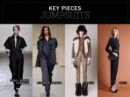 Key pieces: Jumpsuits