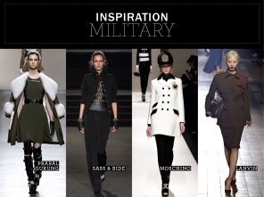 Inspiration: Military