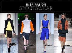 Inspiration: Sportswear
