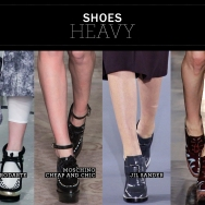 Heavy Shoes