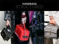 Structured Handbags