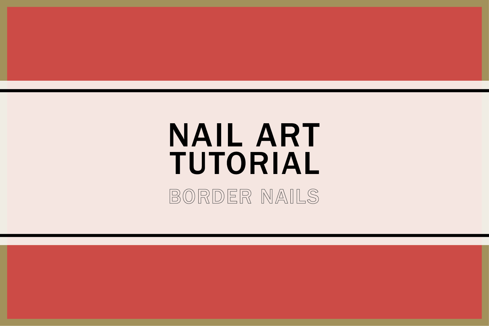 border nails