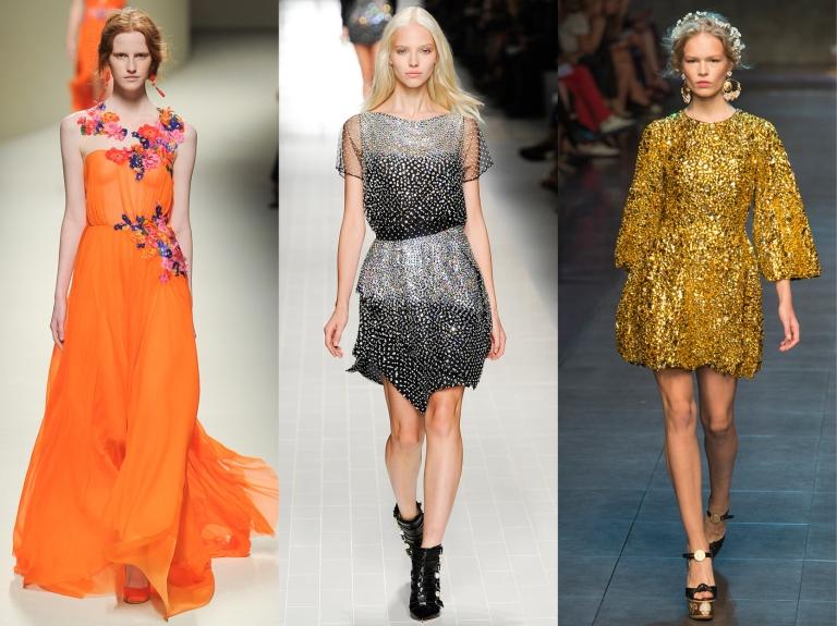Alberta Ferretti, Blumarine, Dolce & Gabbana