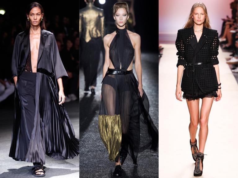 Givenchy, Haider Ackermann, Isabel Marant