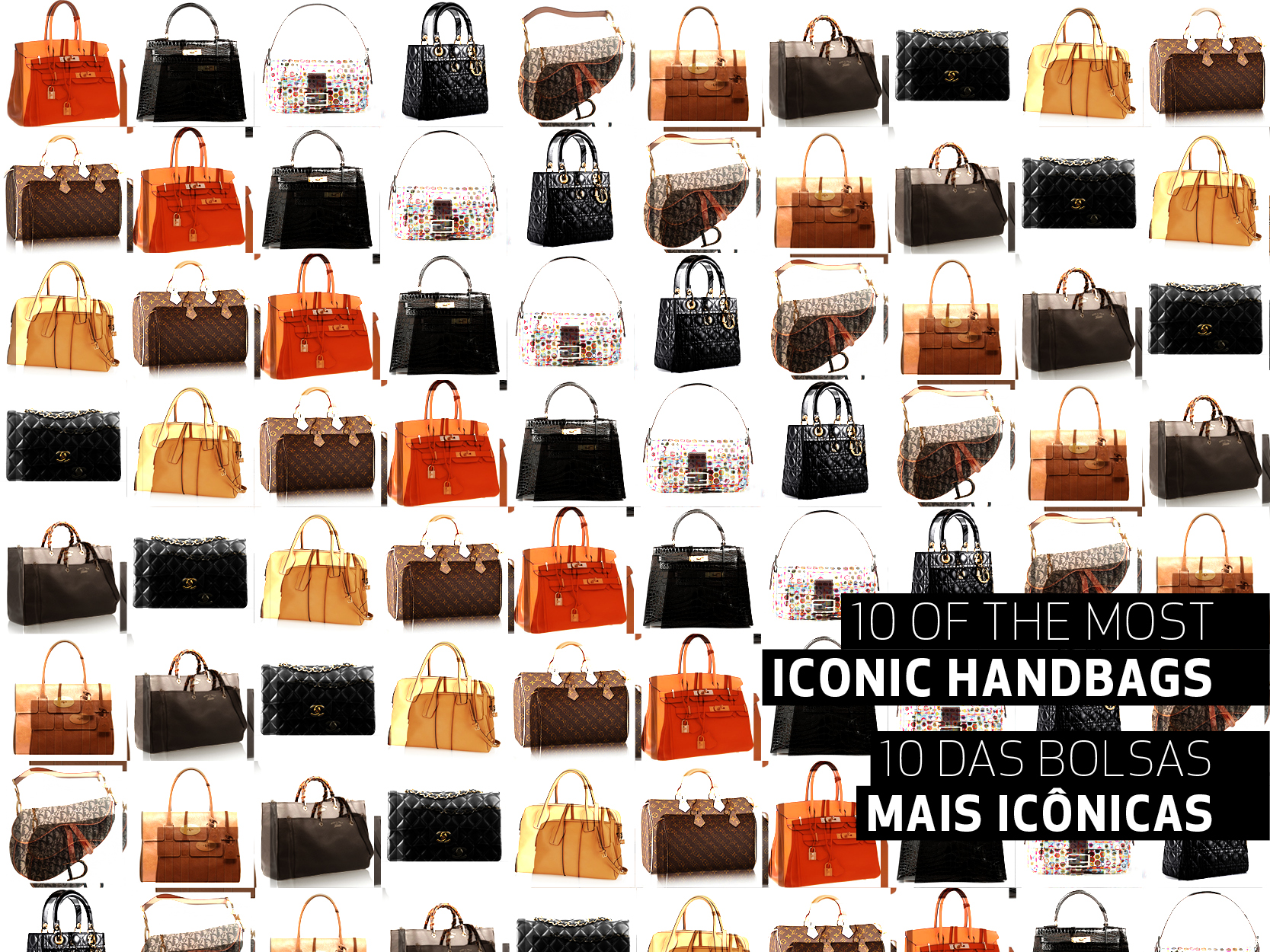 most iconic handbags